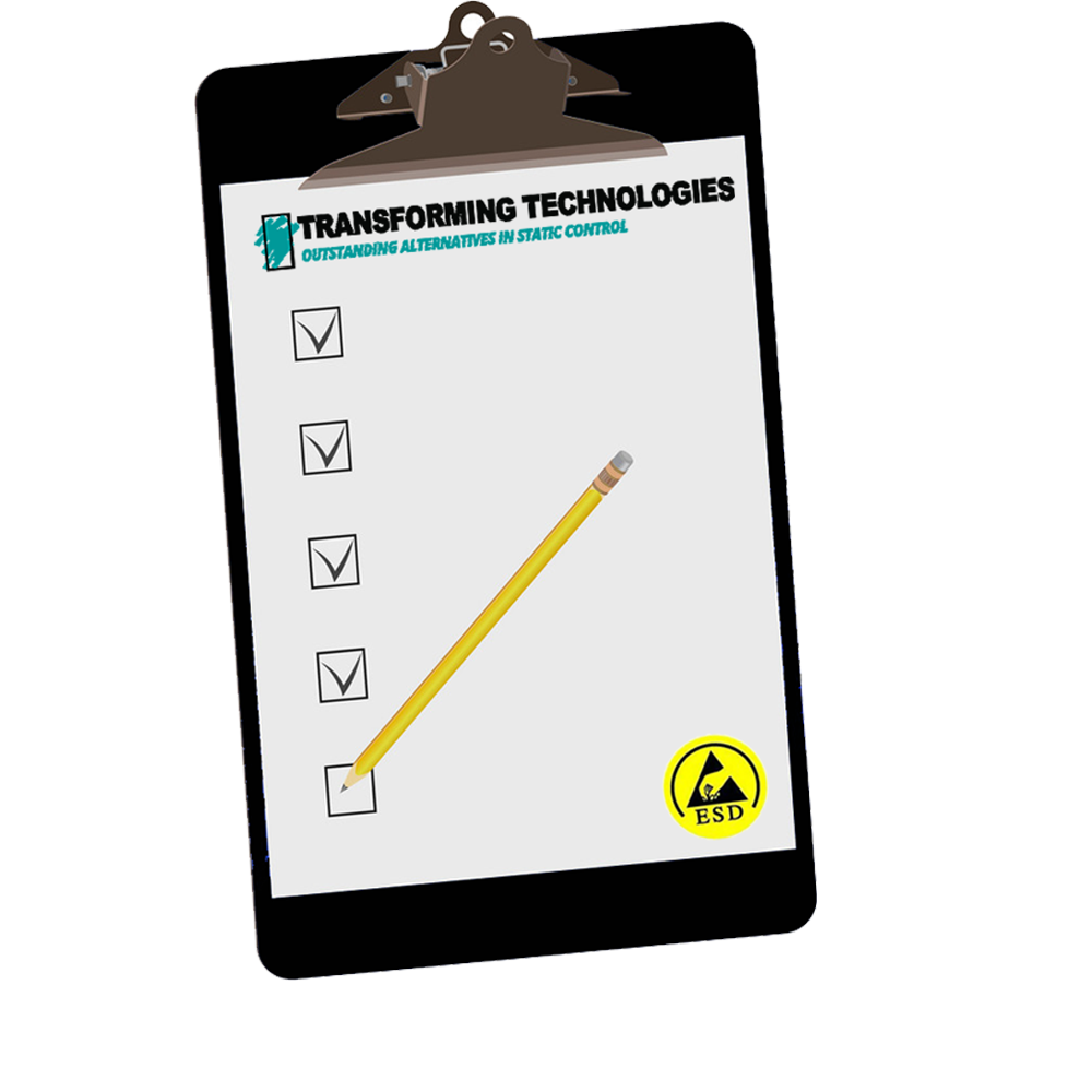 ESD CONTROLS CHECKLIST